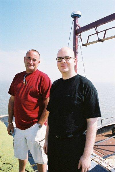 prince michael bates and ryan lackey, august 2002